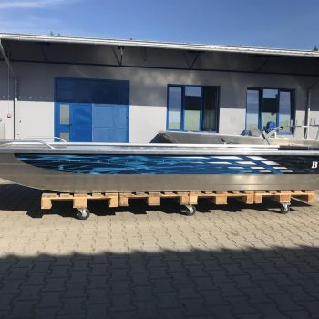 łódź płaskodenna bremaboats