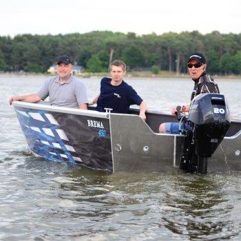 lodzie aluminiowe bremaboats