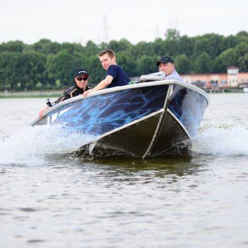 łódź aluminiowa brema boats