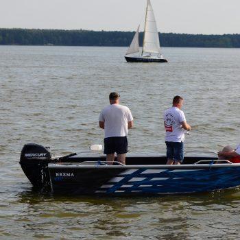 łodzie wędkarskie