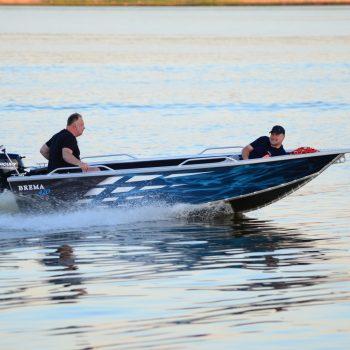 łodzie aluminiowe brema boats
