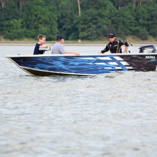 łodzie rekreacyjne i turystyczne