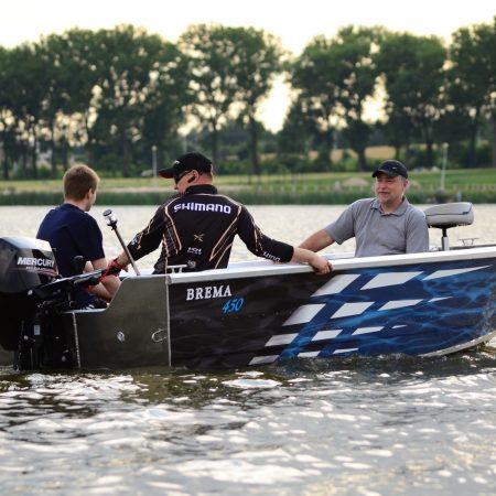 wędkarskie łodzie aluminiowe