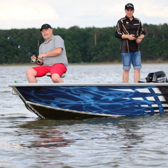 łodzie aluminiowe dla wędkarzy brema