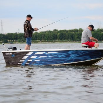 łódź wędkarska brema boats
