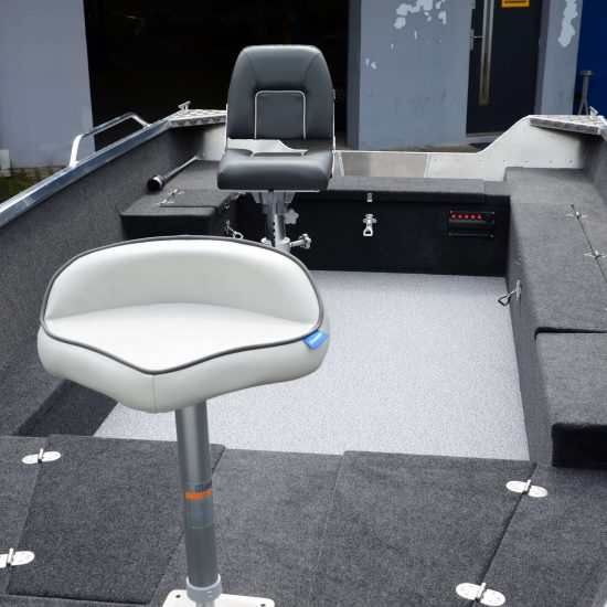 łódź turystyczna aluminiowa