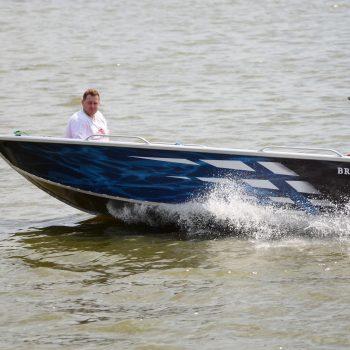 łodzie aluminiowe