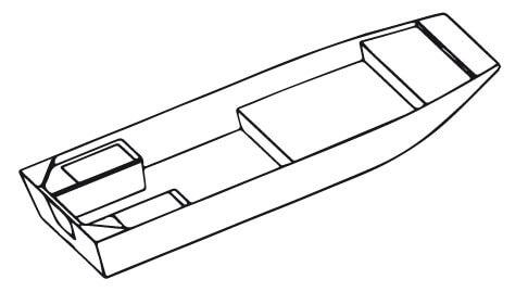 zabudowa standard łodzie na rzeki