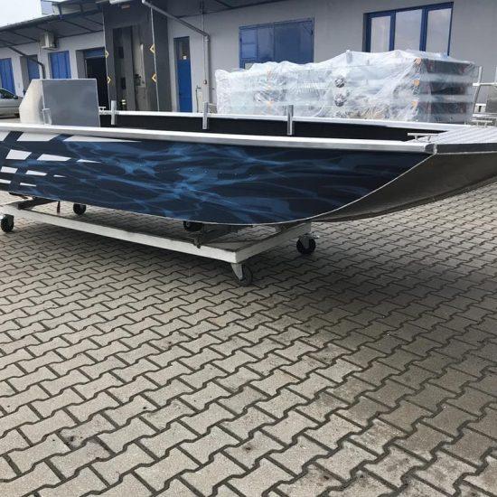 wędkarskie łodzie