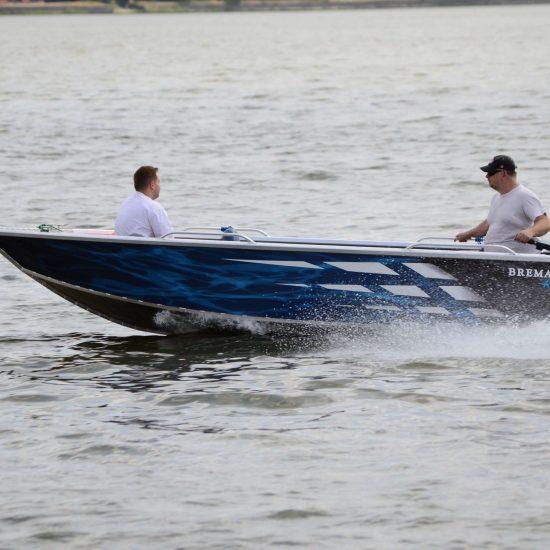łodzie wędkarskie Brema