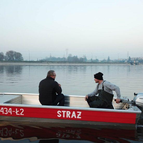 łodzie z płaskim dnem wedkarskie
